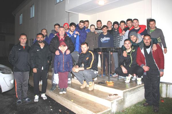Silivrispor'da birlik beraberlik mükemmel