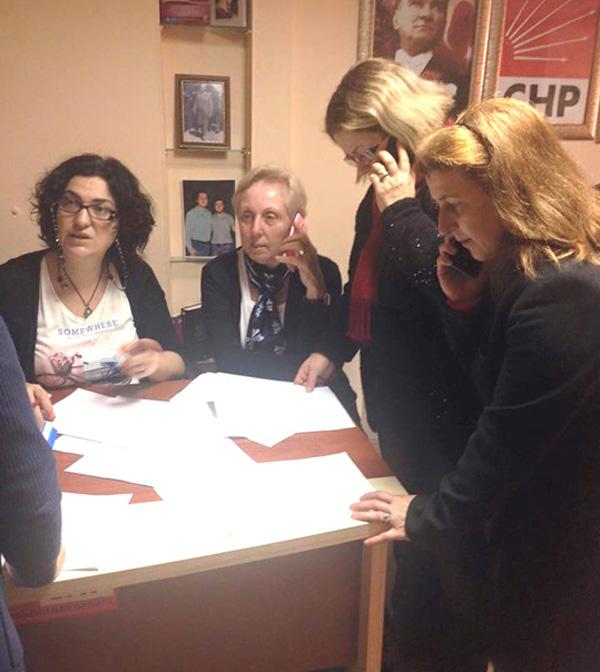 Silivri CHP yeni seçim hazırlığında