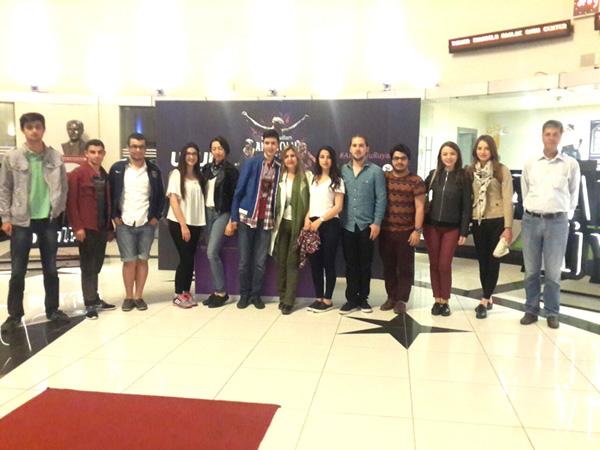 Silivri Uğur Okulları Anadolu Rüyası'nda