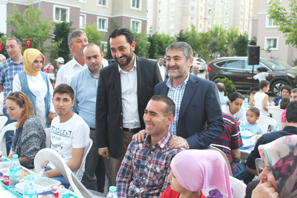 İBB'den 5 bin kişilik iftar