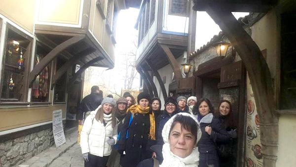 Bulgaristan'ın kültür başkenti Filibe'ye hayran kaldılar