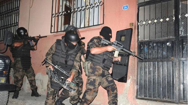 Selimpaşa'da Reina operasyonu