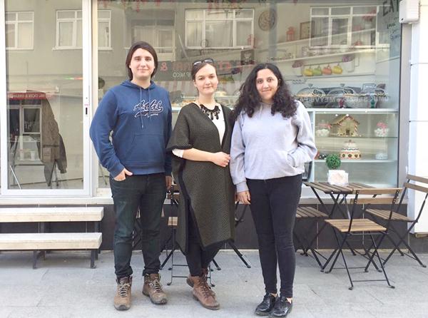 Silivri'nin Butik Pastane Kontenjanı; Burçin'in Fırını!