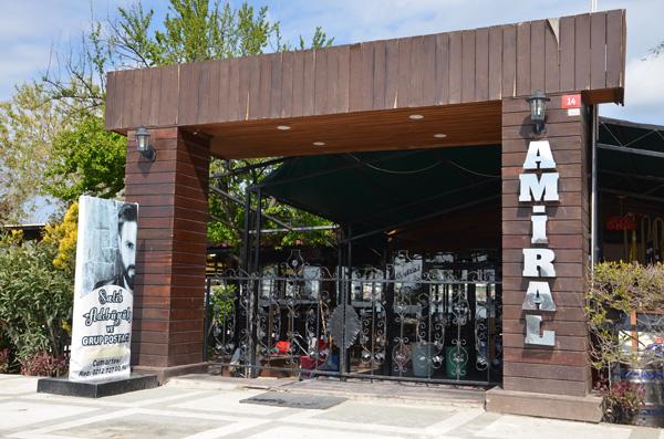 Silivri'nin kült mekanı; Amiral Bar