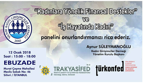 Silivri KAGİD'ten panel