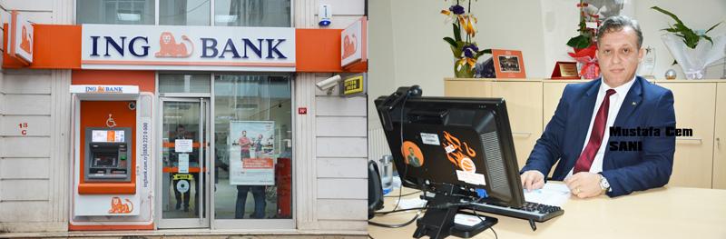 ING Bank'ın Şube Müdürü değişti