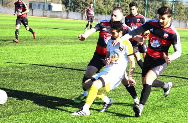 Çanta'nın yeniden doğuşu İzzettin'de: 2-0