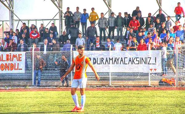 Mustafa Taşdemir'de Gümüşyakaspor'da