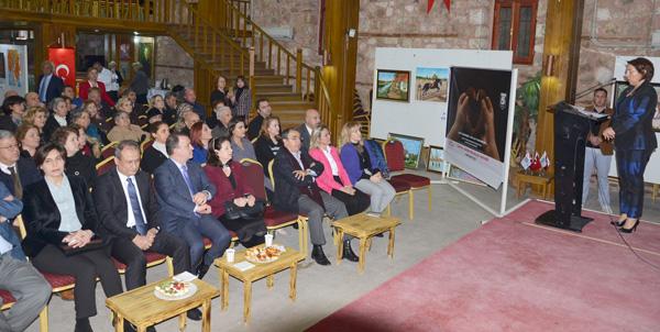 Türkiye Yardım Sevenler Derneği Silivri Şube Başkanı Serap Çetin: 90 Yıllık ulu bir çınar, vatanımıza kök salmış bir gönüllü ordusudur