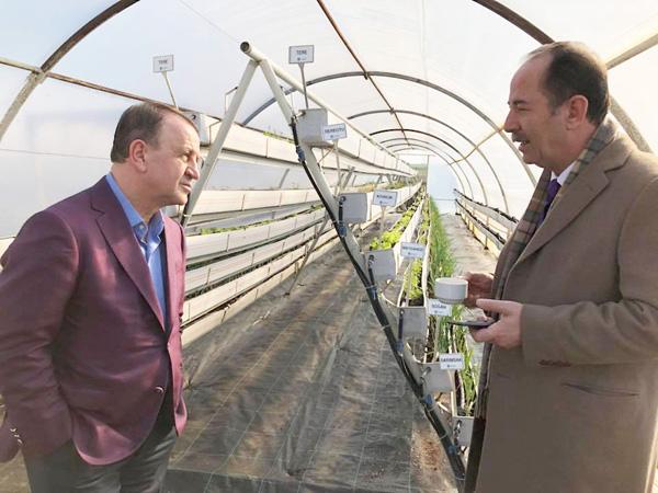 Işıklar, Edirne Belediye Başkanını ağırladı
