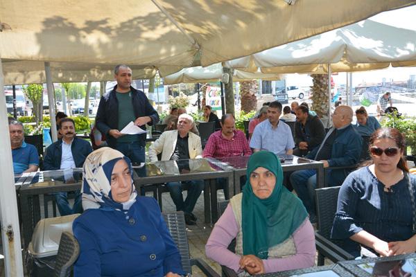 Demokrasi Platformu'ndan 1 Mayıs daveti
