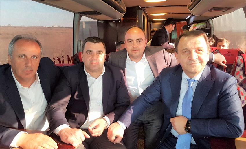 Silivri CHP'den, İnce'ye tam destek