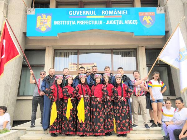 Romanya'da Elit Dans'tan büyük başarı
