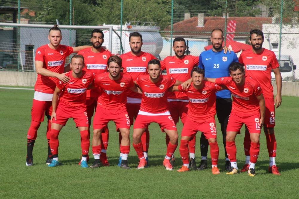 Çatalcaspor, hazırlık maçında Şanlıurfa'ya yenildi