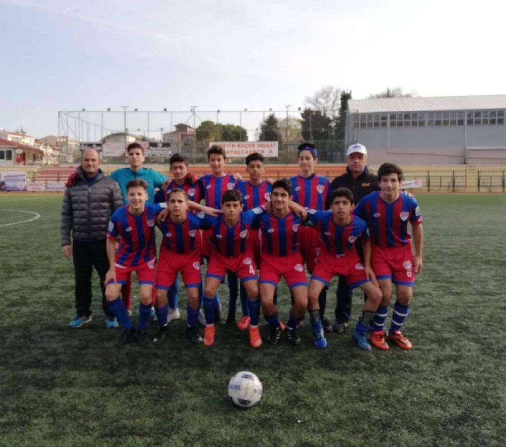 Geleceğin Silivrispor'u şampiyonluğa yakın