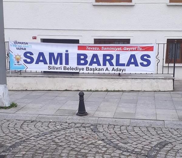 AK Parti'nin adayı Sami Barlas mı?