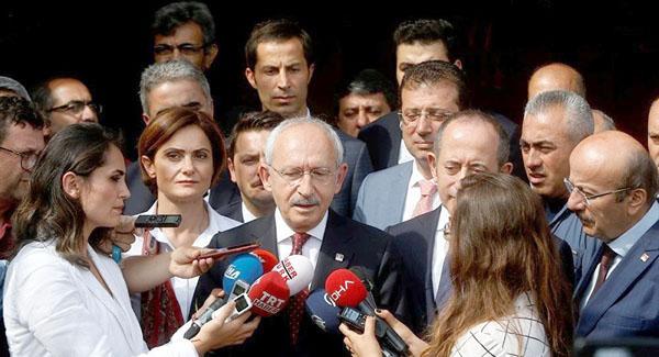 """""""İstanbul'un 6 ilçesinde mevcut başkanlarla yola devam"""" iddiası"""