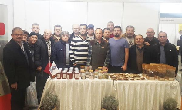 Silivri Belediyesi Arıcılık Festivali'ndeydi