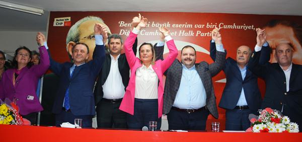 CHP'de birlik ve beraberlik atağı