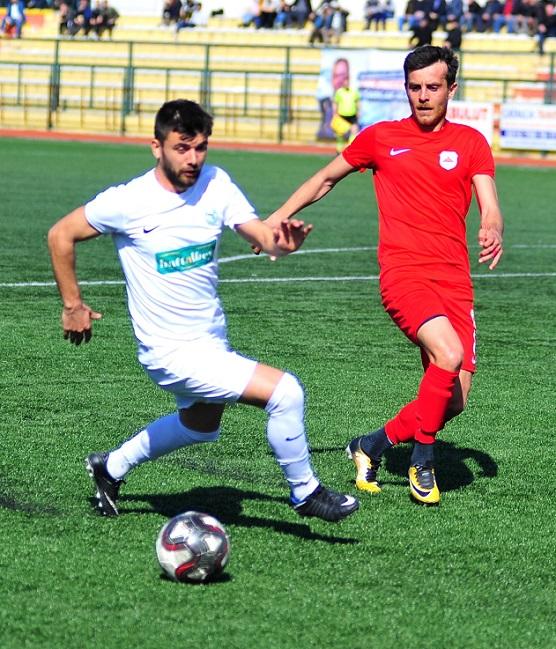 Çatalcaspor, idare etti 1-1
