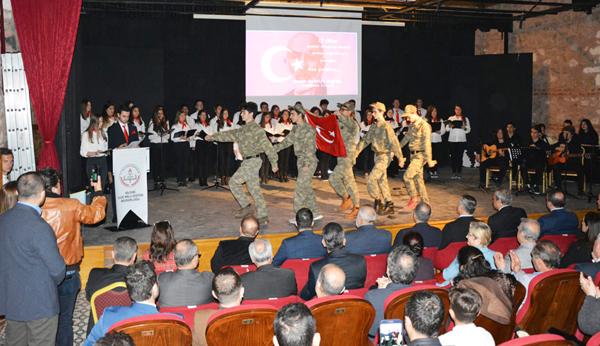 İstiklal Marşı'nın Kabulü ve M. Akif Ersoy'u Anma programı
