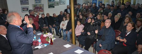 Ortaköy'de Değirmenci coşkusu