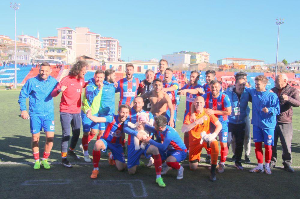 Silivrispor, Nevşehir'e top göstermedi 2-0