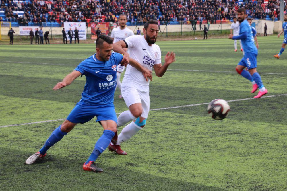 Silivri ve Gebze birer puana razı oldu 0-0