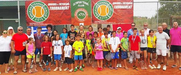 Silivri'nin tenisteki yüzü Silivri Tenis