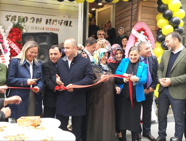 Saloon Hayal açıldı