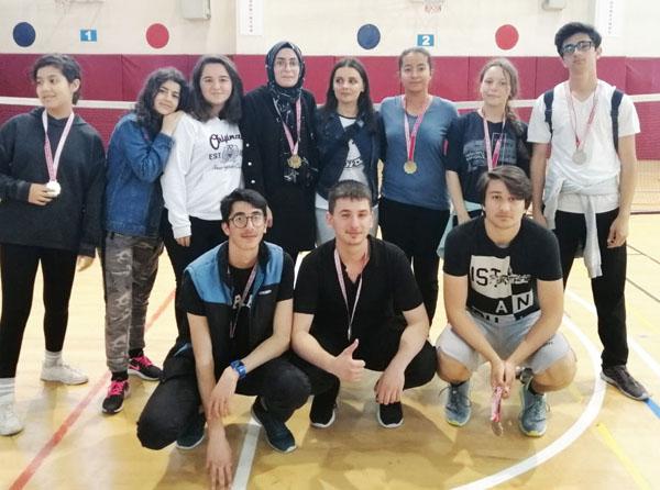 2019 Badminton ödülleri sahiplerini buldu