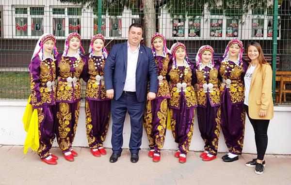 Ahenk, Marmara Bölge Yarışması'nda 2. oldu