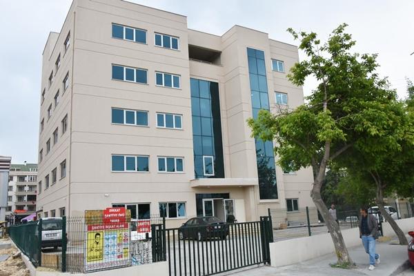 SGK yeni hizmet binasında