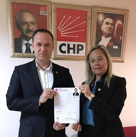 CHP'ye sürpriz katılım