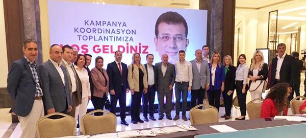 İmamoğlu: İstanbul'un israf düzeni değişecek