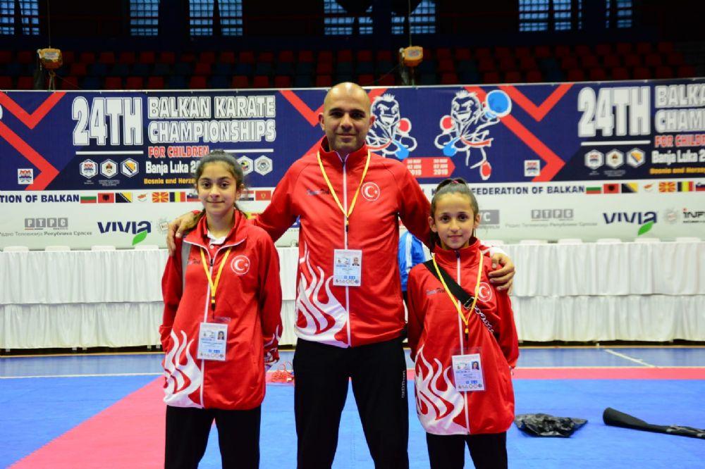 Bosna'dan şampiyonlukla dönen Silivrililer