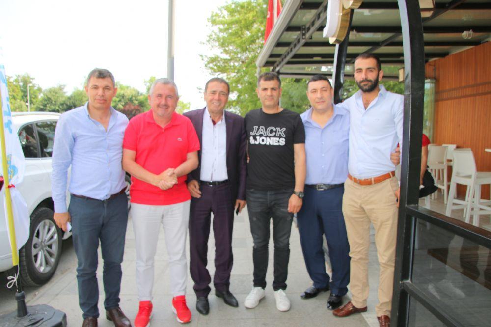 Silivrispor'da Seyfettin Başkan listesini verdi
