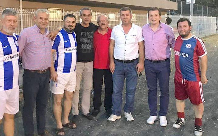 Ortaköy'de başlama vuruşu Balcıoğlu ve Tonta'dan