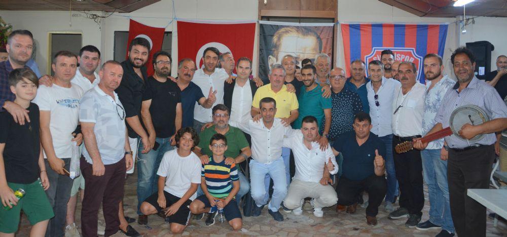 Silivrispor Kulüp Başkanı Güraslan'dan teşekkür