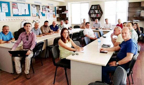 Ortaöğretime Geçiş Süreci Toplantısı