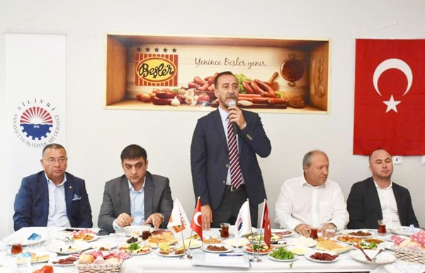 Alipaşa'daki sanayicilerin sorunları masaya yatırıldı