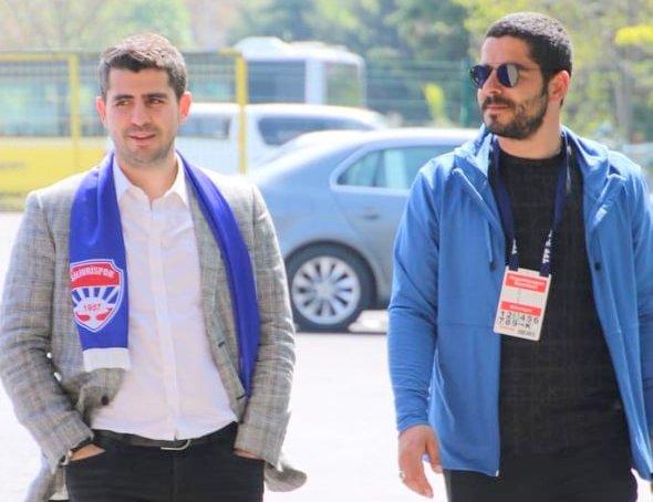 Maşalacı ve Koyuncuoğlu'ndan VİP koltuk desteği