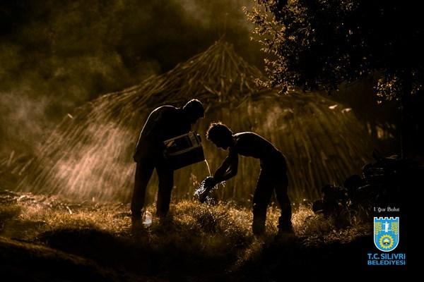 Silivri konulu en güzel fotoğraf ödülü kaptı