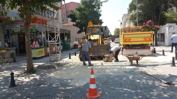 Selimpaşa'da iyileştirme çalışmaları