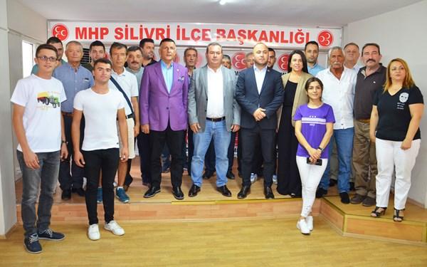 MHP'ye yeni üye katılımları