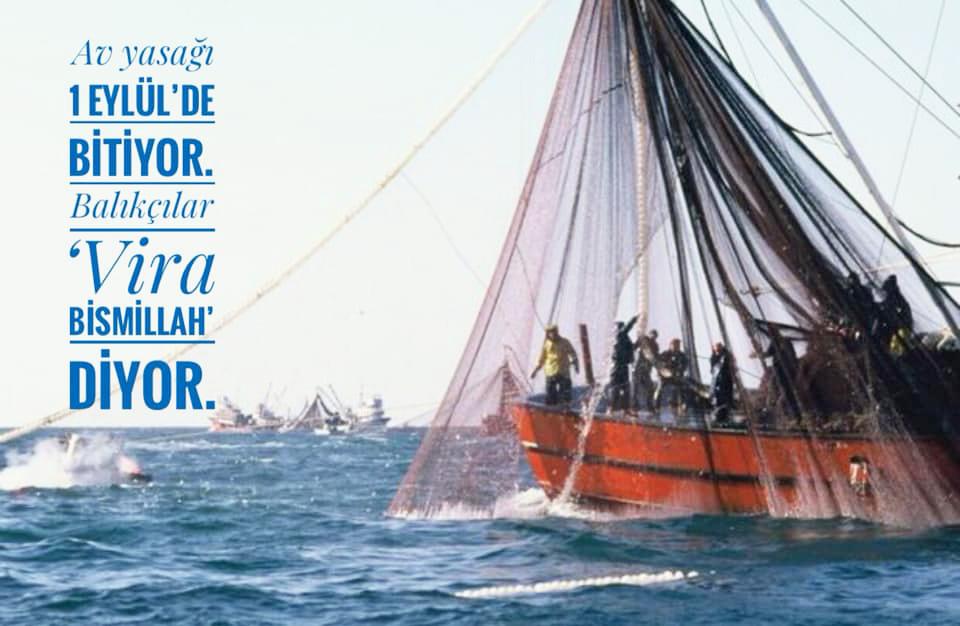 Su ürünleri av sezonu açılıyor...