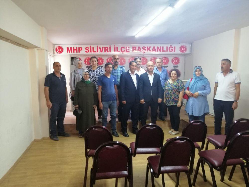 MHP Selimpaşa, Turan'a emanet