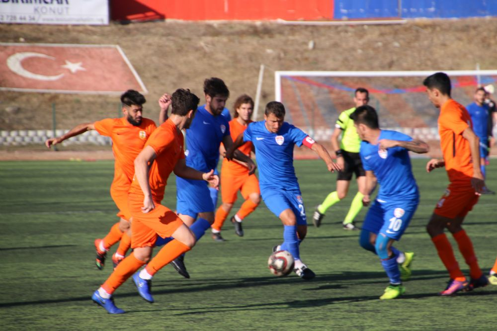 Silivrispor, ilk Puanını Şile'den aldı: 0-0