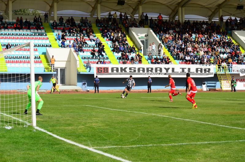 Silivrispor, bu hafta da kayıplarda 1-2