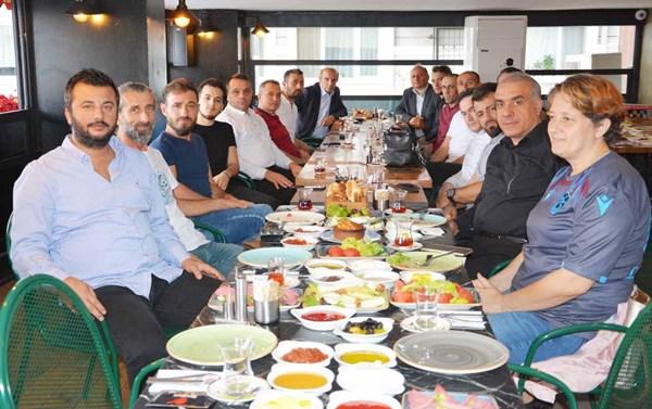 Trabzon sevdalılarından kaynaşma toplantısı